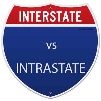 Interstate vs Intrastate