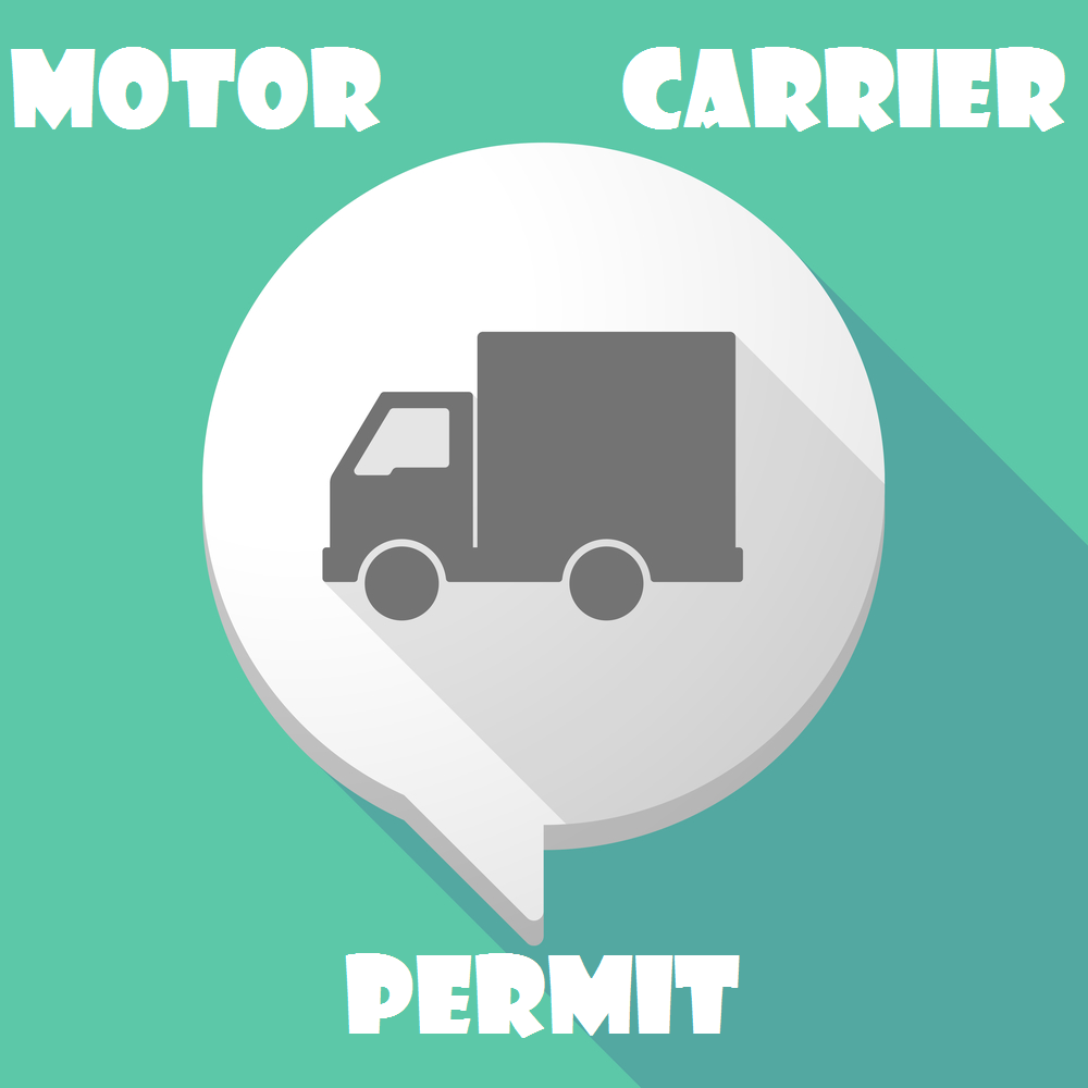 motor carrier permit mcp dot operating authoritydot