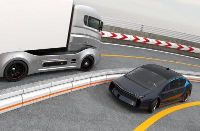 driverless cars and trucks DOT