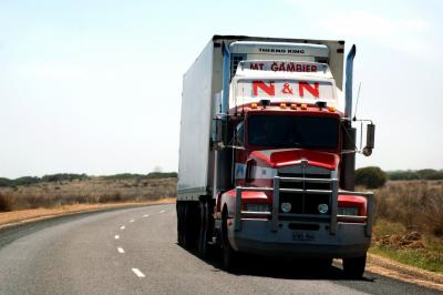 Truck technology
