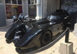 Mercedes-Benz's Newest Supercar! Batmobile Brought to Life!