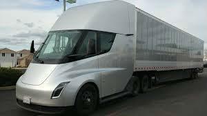 Electric Trucks: 100,000 In Ten Years