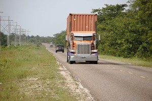 Truckers Warn of Rocky Road Ahead