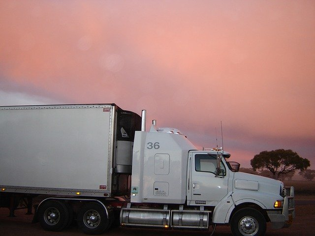 Layoffs Plague Truckers Amid Outbreak