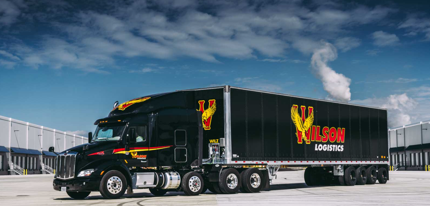 Wilson Logistics Get Some Goodness! Feds Give A Little Grant
