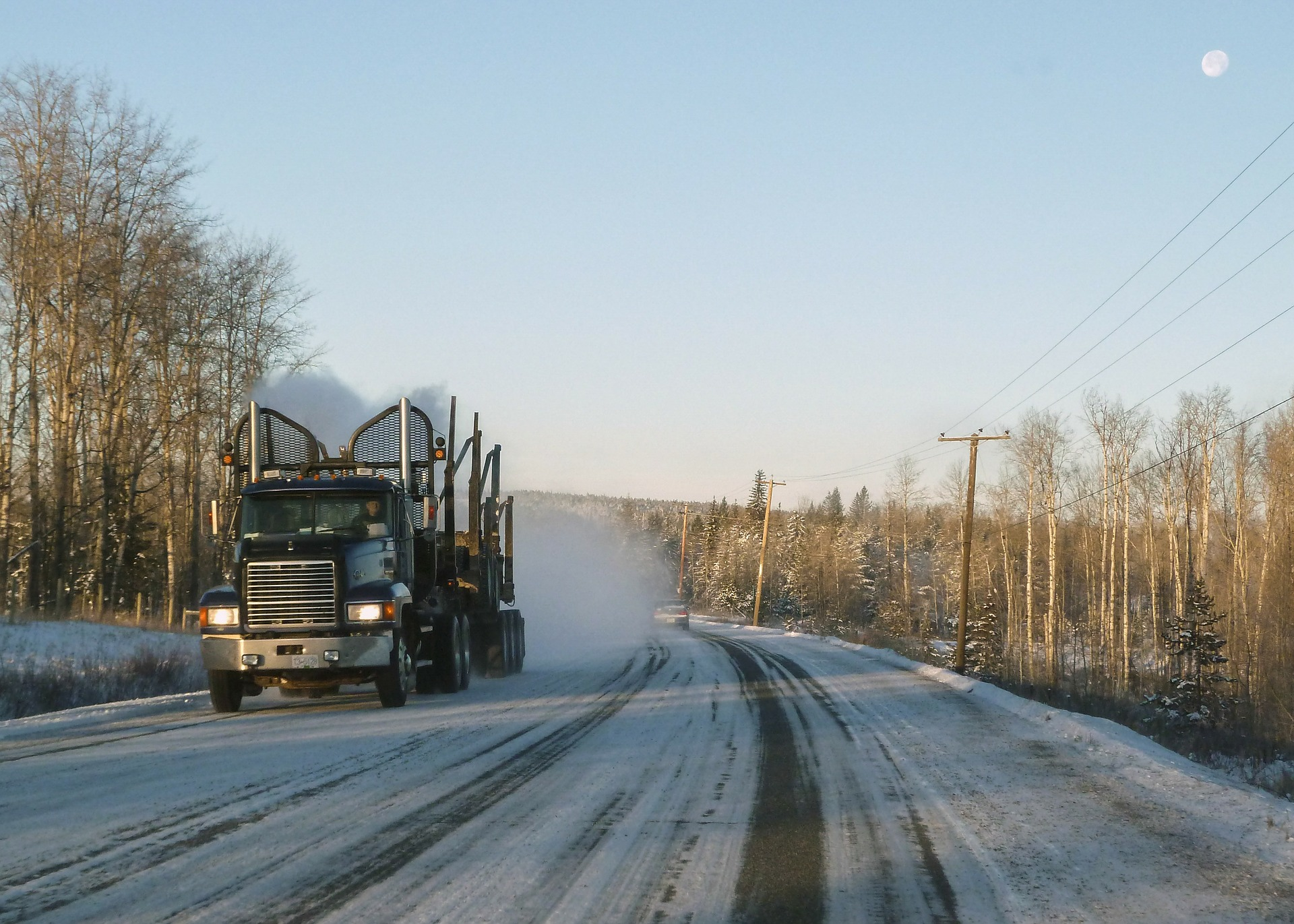 """Liam Neeson Is A Truck-Driver In A Netflix Thriller Called """"The Ice Road."""""""